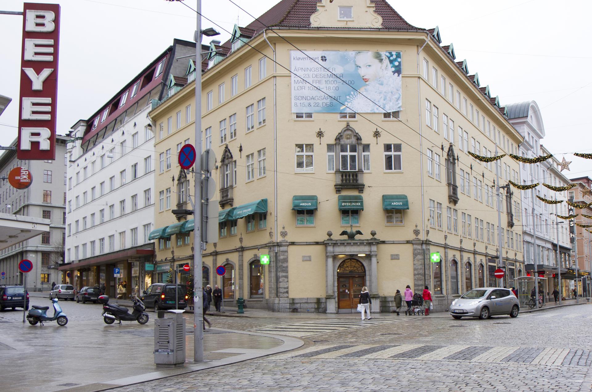 Bergen – Vaksine og reiseråd