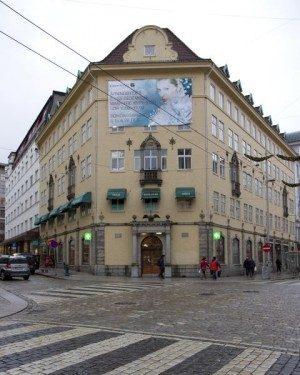 Vår Fasade I Bergen