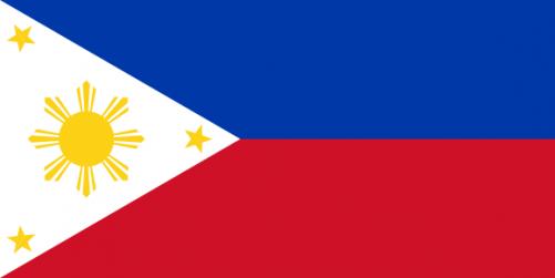 Filippinene sitt flagg
