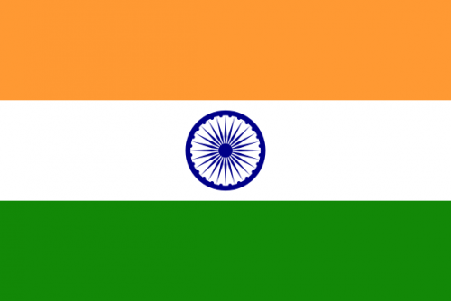 india sitt flagg