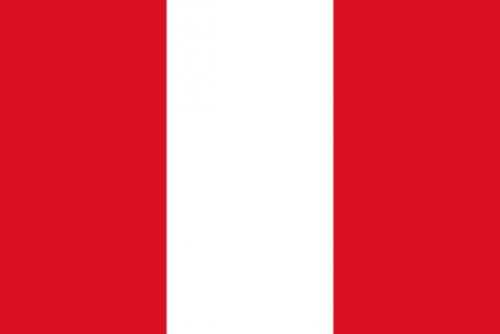viser peru sitt flagg