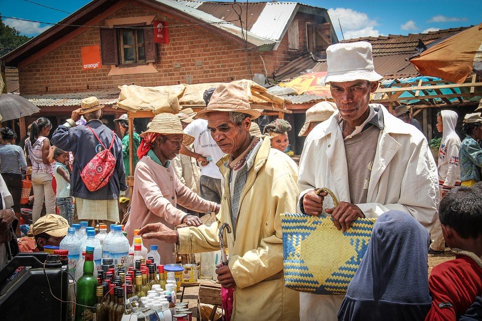 Utbrudd Av Pest På Madagaskar