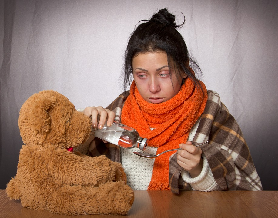 Sesongens Influensavaksine Har Kommet!